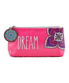 Look what I found on #zulily! CB Gift Pink 'Dream' Accessory Bag by CB Gift #zulilyfinds