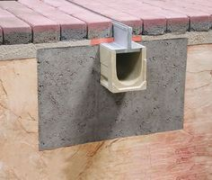On Diseño - Productos: Brickslot de ACO IBERIA