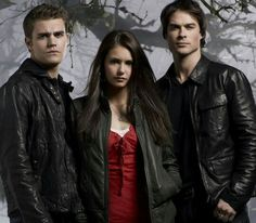 The Vampire Diaries Photo: ♥tvd♥ The Vampire Diaries, Vampire Dairies, Vampire Diaries The Originals, Movie Stars, Movie Tv, Book Tv, The Vamps, Love Affair, Favorite Tv Shows
