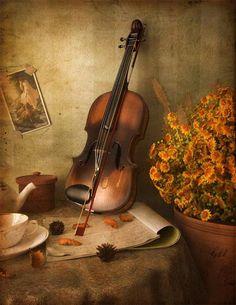 da music decoupage müzik dekupaj