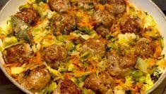 Zapiekanka z mango i orzechami nerkowca Paella, Sprouts, Quiche, Cauliflower, Mango, Curry, Meat, Chicken, Vegetables