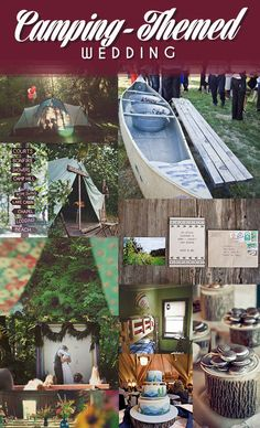 12 Legitimately Awesome Non-Traditional Wedding Themes. Not for me but still really cool!