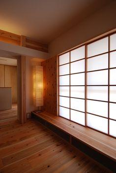 マンションリフォームと障子 | 設計・プランニング | 木のマンションリフォーム・リノベーション-マスタープラン一級建築士事務所