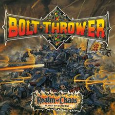 """MUSIC EXTREME: CLASSIC VIDEO OF THE DAY: BOLT THROWER """"REALM OF C... #boltthrower #metal #grindcore #deathmetal #musicextreme #metalhead #metalmusic #metalhammer #metalmaniacs #terrorizer #ATMetal #loudwire #Blabbermouth #Bravewords"""