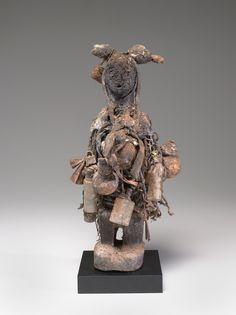 Divination figure. Adja Culture (Togo)