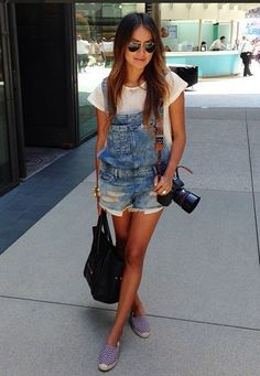 boyfriend overall shorts   CLICK THIS PIN if you want to learn how you can EARN MONEY while surfing on Pinterest