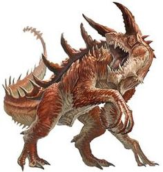 tarrasque - Google Search