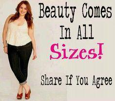 Big and beautiful