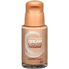 Make Up : Dream Liquid Mousse Airbrush Finish by Maybelline