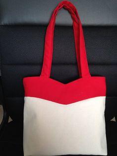 Le sac Annie cousu p