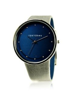 Women's Barbarella Blue Watch on HauteLook Cool Watches, Watches For Men, Women Accessories, Fashion Accessories, Barbarella, Beautiful Watches, Watch Bands, Shoes, Fashion 101