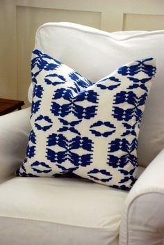 Burrow and Hive  Decorative Pillow Cover by ModernCoastal, $65.00