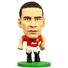 SoccerStarz Rio Ferdinand Manchester United FC Football Figure One Size Multicoloured -- More info could be found at the image url.Note:It is affiliate link to Amazon.