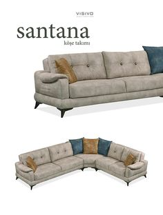 8 Amazing Deep Seated Couches - Best Choice To Decorate Living Room Living Room Sofa Design, Living Room Designs, Couch Furniture, Luxury Furniture, Sofa Drawing, Deep Couch, Wooden Sofa Designs, Sofa Legs, L Shaped Sofa