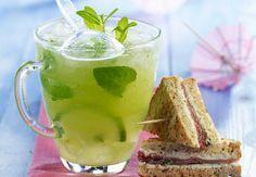 Mojito sans alcoolVoir la recette du Mojito sans alcool >>