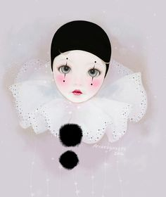 Pierrot. Art and Ghost.