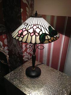 Lámpara Tiffany