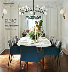 The Edwardian home of designer Betty Theodoropoulos  has been on my 'favorite homes' list for quite some time now, and itby far tops ...