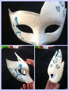 Venetian mask #DIY