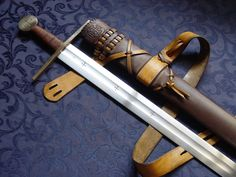Use of these images is not permitted without permission of DBK Custom Swords, LLC or their original creator. Description from dbkcustomswords.com. I searched for this on bing.com/images