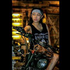 Bike and photograp