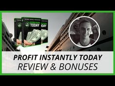 Profit Instantly Today Review & Bonuses
