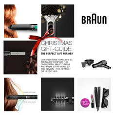 Give her something she'll treasure forever this Christmas. Smoothness and shine from head to toe. Braun - the perfect gifts for her.