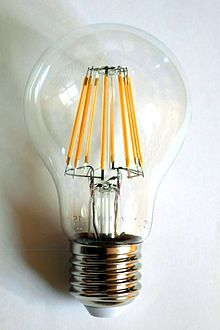 Led Lamp Wikipedia Track Lighting Fixtures Chandelier Lighting Fixtures Light Fixtures
