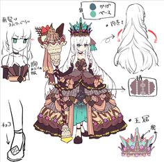 Character Creation, Game Character, Character Concept, Concept Art, Anime Characters, Cute Characters, Character Design References, Anime Outfits, Character Design Inspiration