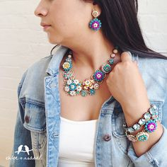Labor Day Sale - Shop my boutique for 25% off select styles like these Limited Edition beauties featuring real turquoise and natural shell.