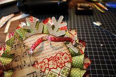 recycle ornament idea