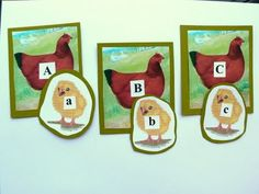 This might help H learn the last of those pesky lowercase letters.