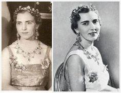 The Royal Order of Sartorial Splendor: Readers' Top 15 Tiaras: #4. The Danish Ruby Parure Tiara