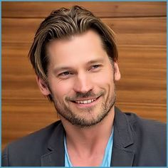 Nikolaj Coster-Waldau...or Mads (really if Maybe Baby is ever a movie, he has to play Mads).   (Maybe Baby by Kim Golden)