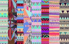 pattern frenzy.