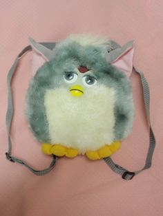 Vintage Furby Backpack