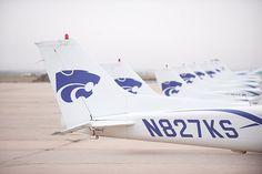 K-State Cessna 172's