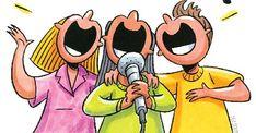 Tu Talento Es Cantar