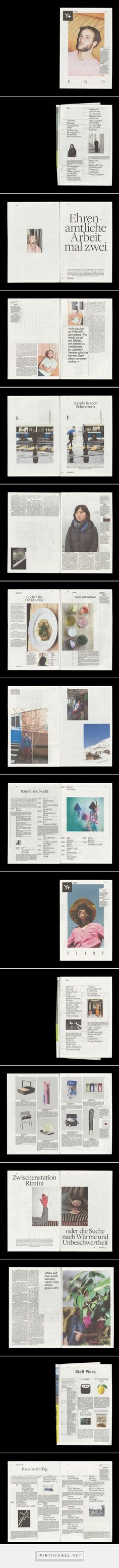Young Swiss Magazine on Behance.