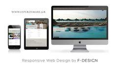 F-Design is a full-service creative agency providing fresh ideas in advertising, digital marketing, web design and branding. Digital Advertising Agency, Digital Marketing, Responsive Web Design, Search Engine Optimization, Rhodes, Hotels And Resorts, Branding, Social Media, Social Media Tips