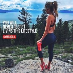 Gymaholic motivation. Daily fitness motivation in order to achieve your goals in the gym. Whether you want to build muscle or lose fat, we will help you. #FitnessMotivation