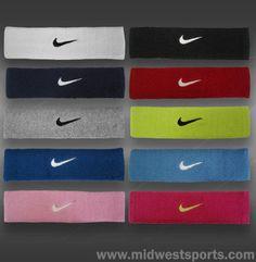 Nike headbands, perfect to keep my ears warm on runs Nike Headbands, Athletic Headbands, Sports Headbands, Softball Headbands, New Nike Shoes, Running Shoes Nike, Nike Outfits, Fitness Outfits, Fitness Clothing
