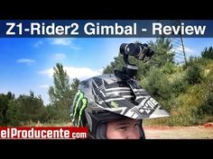 Z1-Rider2 - 3-axis Gimbal for GoPro & SJCAM - Review & Demo Footage #GoPro #Gimbal #ActionCamera