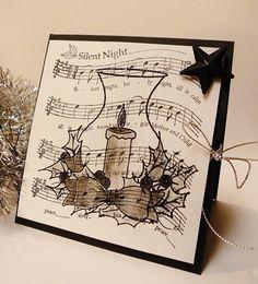one sheet - Homemade Cards, Rubber Stamp Art, & Paper Crafts - Splitcoaststampers.com
