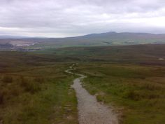 I'm hoping to complete the Yorkshire Three Peaks Challenge this summer