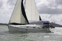 Bavaria 37 boat lengths from 32 feet to over 55 feet and is better option to enjoy in Phuket, Phang Nga, Phi Phi, Krabi, Koh Hong, Koh Lanta and Similan Islands with great feature like 3 double cabins, 1 hot water shower, 1 electric toilet 1 set of bed linnen per week, bath towels etc.
