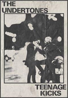 Teenage Kicks - The Undertones, 1978