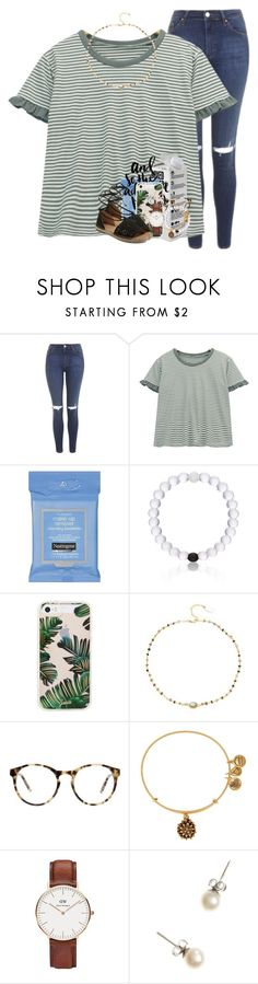 """""""I have questions"""" by summerdreaming7 ❤ liked on Polyvore featuring Topshop, Chicnova Fashion, PAM, Everest, Sonix, Ela Rae, Love, Alex and Ani, Daniel Wellington and J.Crew"""