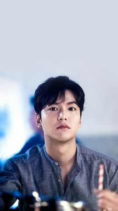 It's looking like lee min ho is just going to weep