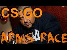 DJ Khaled!?!?   CS:GO Arms Race!!!